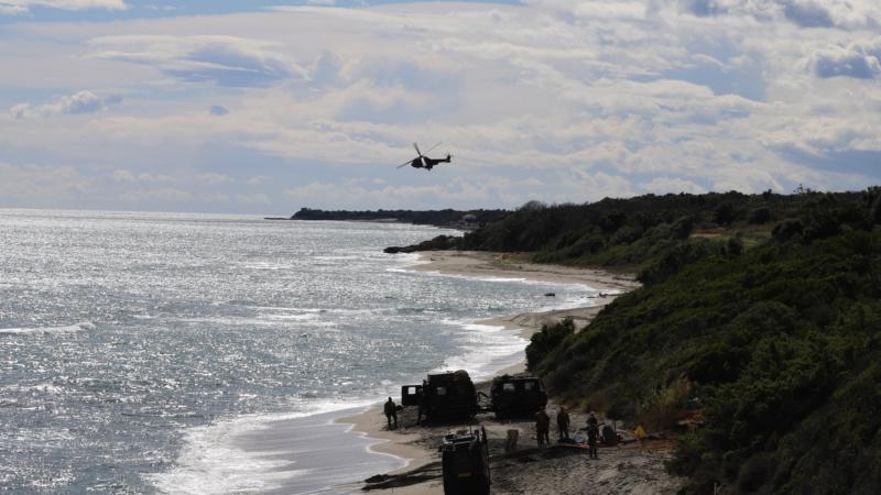 [Les Ports Militaires de Métropole] Toulon Exercice Dynamic Mariner 20 Img_3615