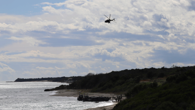 [Les Ports Militaires de Métropole] Toulon Exercice Dynamic Mariner 20 Img_3717