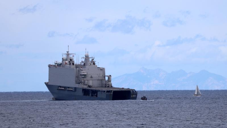 [Les Ports Militaires de Métropole] Toulon Exercice Dynamic Mariner 20 Img_3812