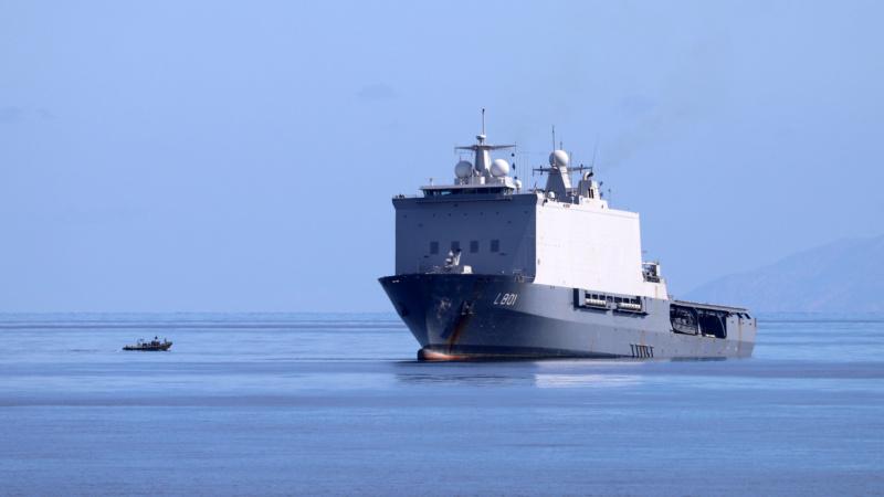 [Les Ports Militaires de Métropole] Toulon Exercice Dynamic Mariner 20 Img_3813