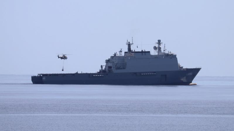 [Les Ports Militaires de Métropole] Toulon Exercice Dynamic Mariner 20 Img_3814
