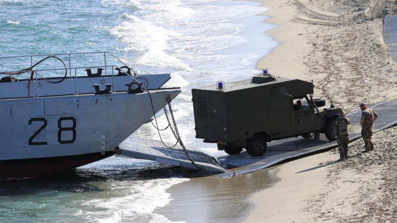 [Les Ports Militaires de Métropole] Toulon Exercice Dynamic Mariner 20 Img_3816