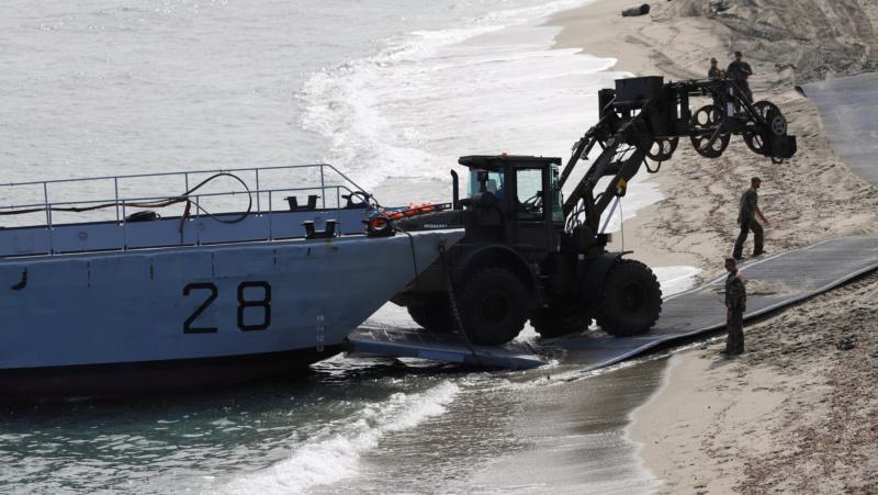 [Les Ports Militaires de Métropole] Toulon Exercice Dynamic Mariner 20 Img_3817