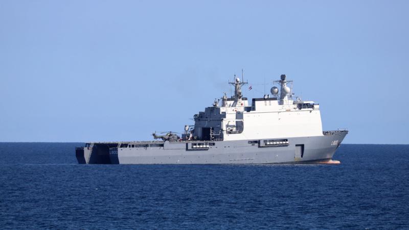 [Les Ports Militaires de Métropole] Toulon Exercice Dynamic Mariner 20 Img_4015