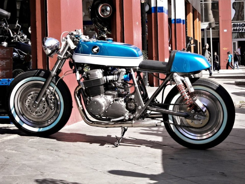 Honda CB750 by Recar Motos 69636_10