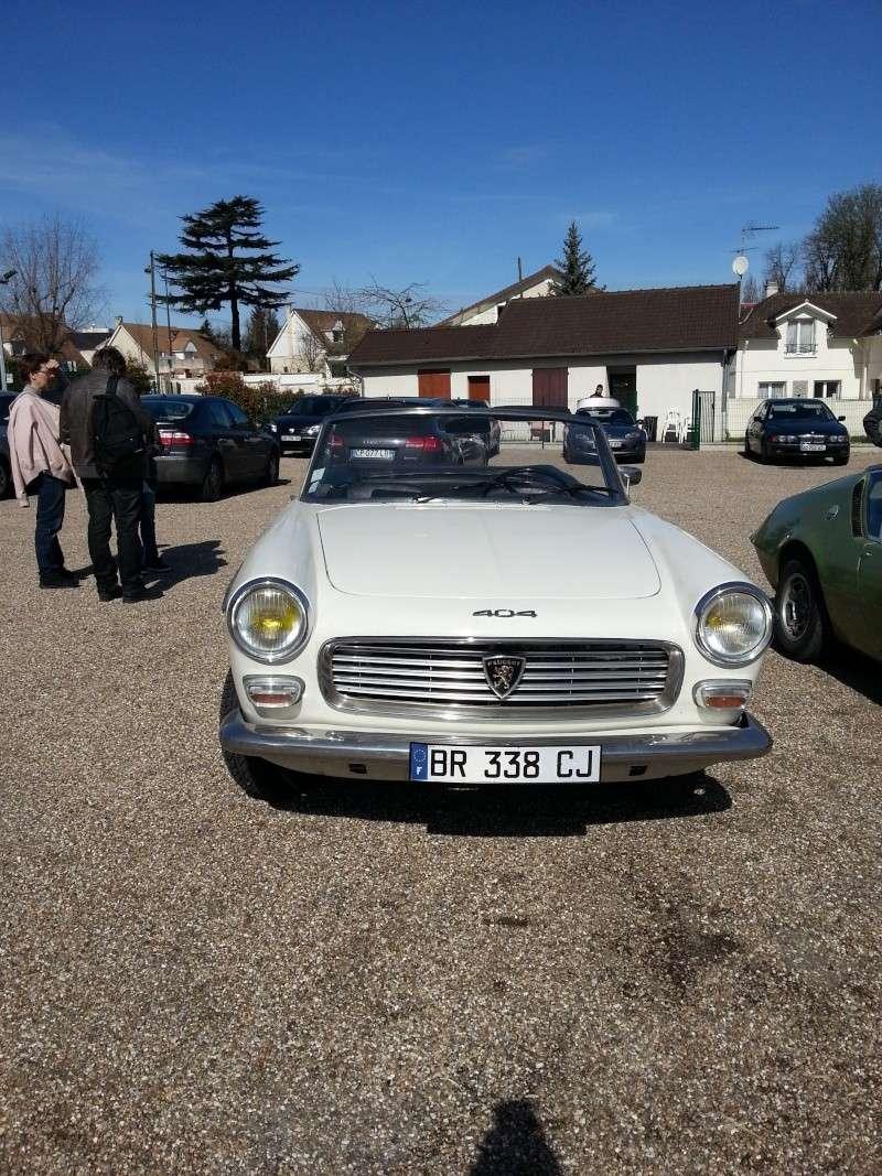 RASSO CARS & COFFEE 14-04-2013 Saint cloud 92 - Page 2 20130480