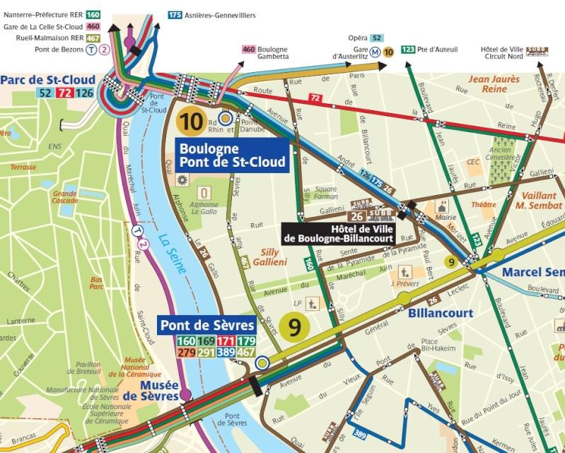 Co-voiturage de Seine en vue à Boulogne Nord Clipbo10