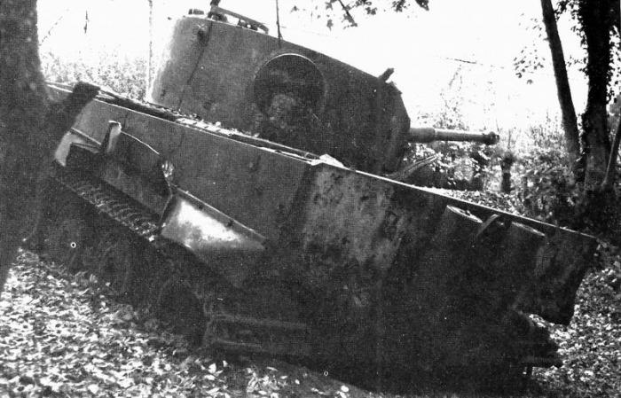 Le Tigre de Villers Bocage Aa12
