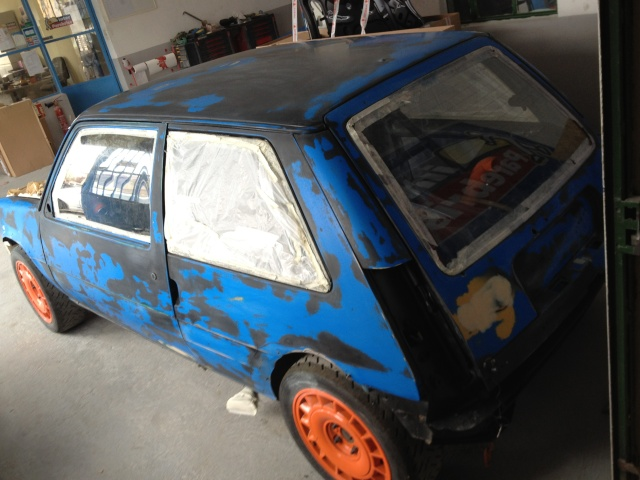 R5 Gt turbo Youngtimersracing by get's  Amorti12