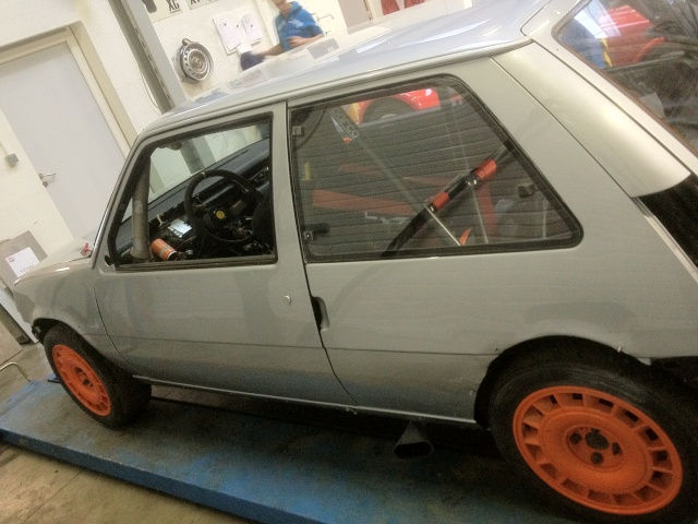 R5 Gt turbo Youngtimersracing by get's  Amorti14