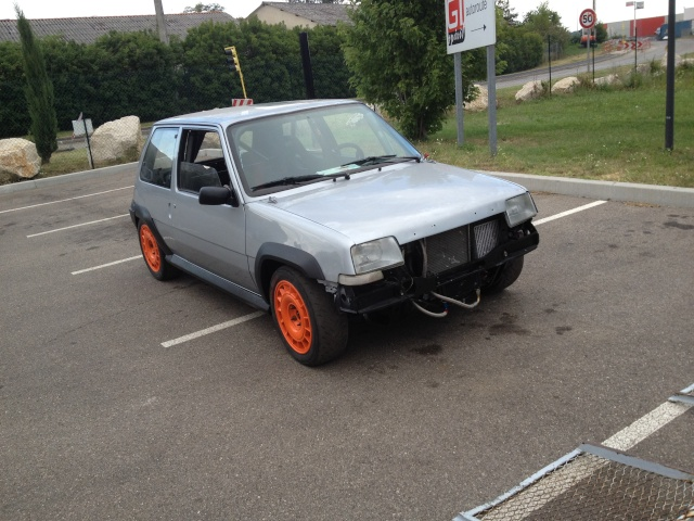 R5 Gt turbo Youngtimersracing by get's  Amorti28