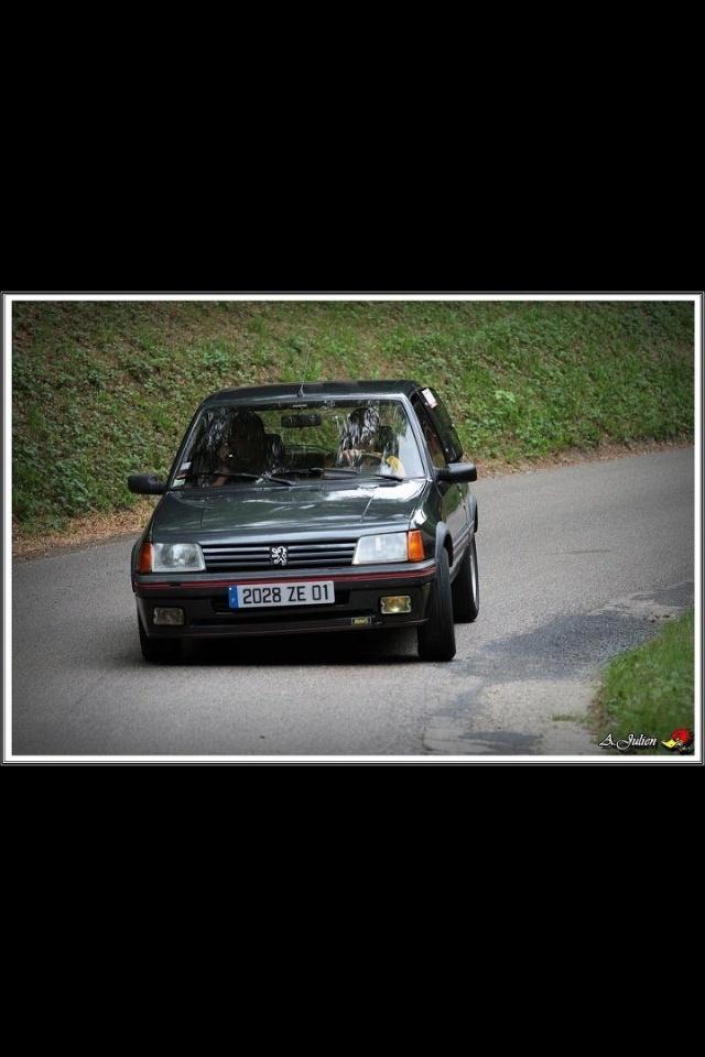 205 gti 1.6l 115 ch - Inzag - Amorti30