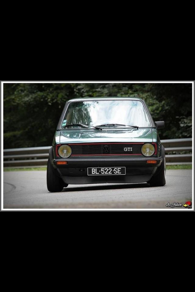 Golf 1 1.6 gti Amorti32