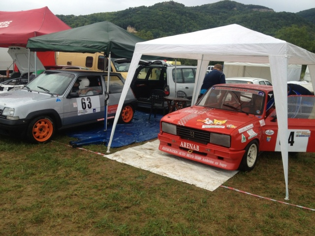 R5 Gt turbo Youngtimersracing by get's  Amorti47