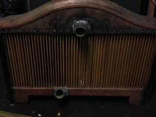 PAULO RADIATEURS , réfection radiateur et réservoir  Amorti63