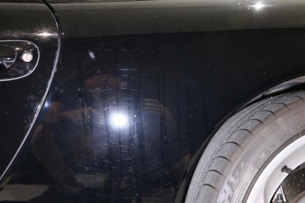 Porsche 996 nero pastello... con soli 256'000km  Img_4517