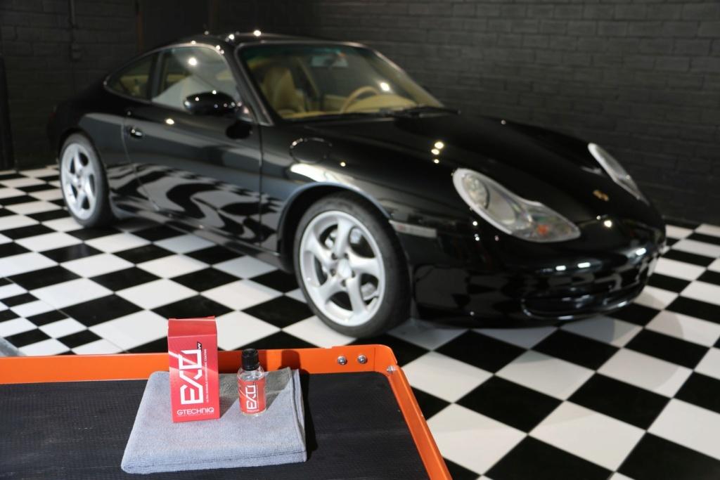 Porsche 996 nero pastello... con soli 256'000km  Img_4822