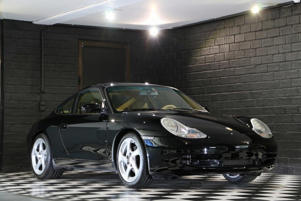 Porsche 996 nero pastello... con soli 256'000km  Img_4824