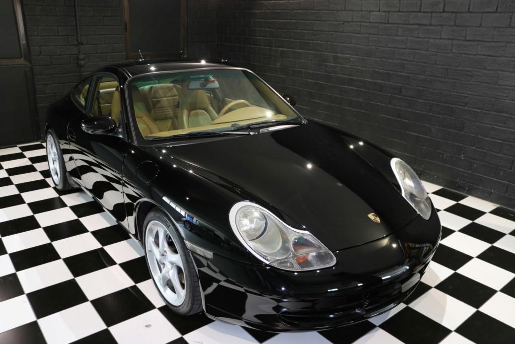 Porsche 996 nero pastello... con soli 256'000km  Img_4825