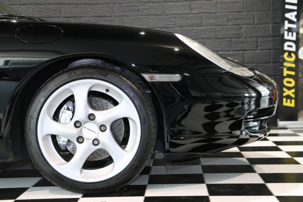 Porsche 996 nero pastello... con soli 256'000km  Img_4827