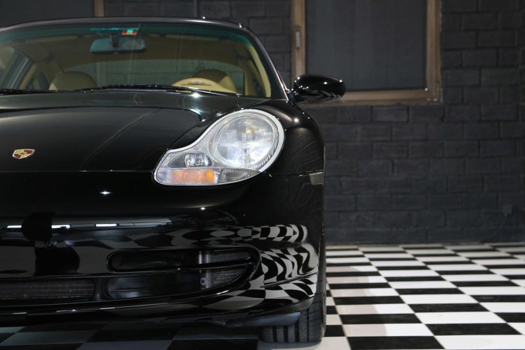 Porsche 996 nero pastello... con soli 256'000km  Img_4829
