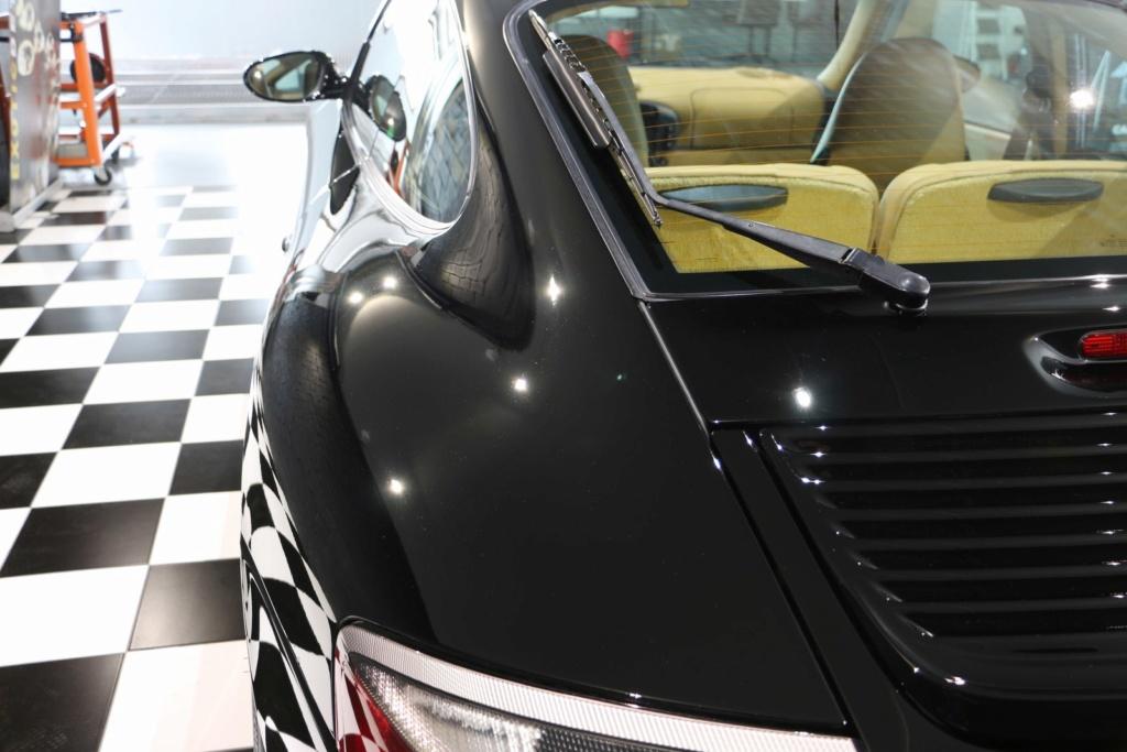 Porsche 996 nero pastello... con soli 256'000km  Img_4833