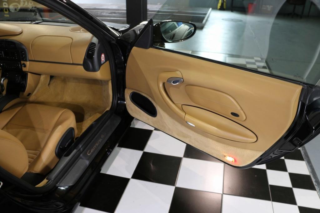 Porsche 996 nero pastello... con soli 256'000km  Img_4920