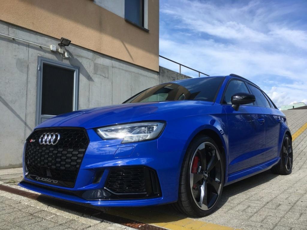 Audi RS3 Blue Nogaro Img_5413