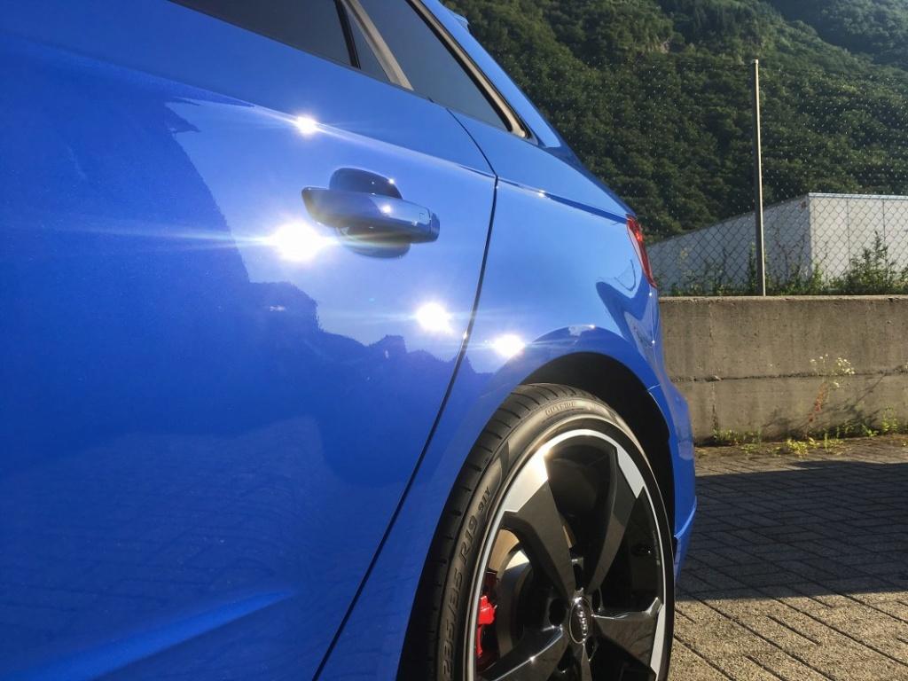 Audi RS3 Blue Nogaro Img_5419