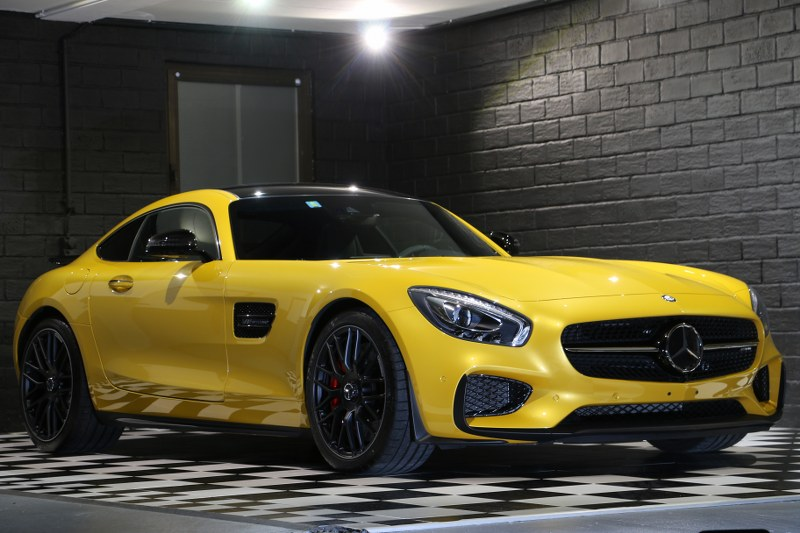 Mercedes GT-S AMG Img_5910