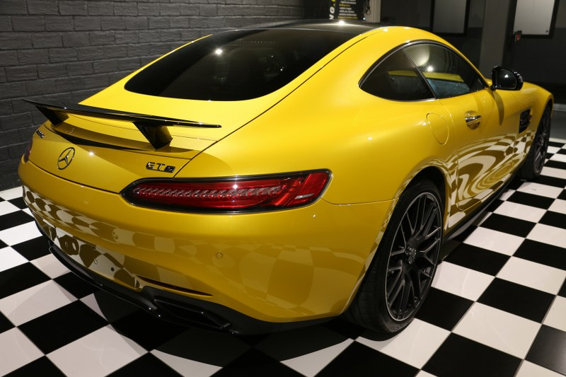 Mercedes GT-S AMG Img_5911