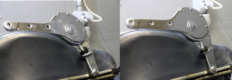Restauro completo pellame Porsche 356 Img_7010