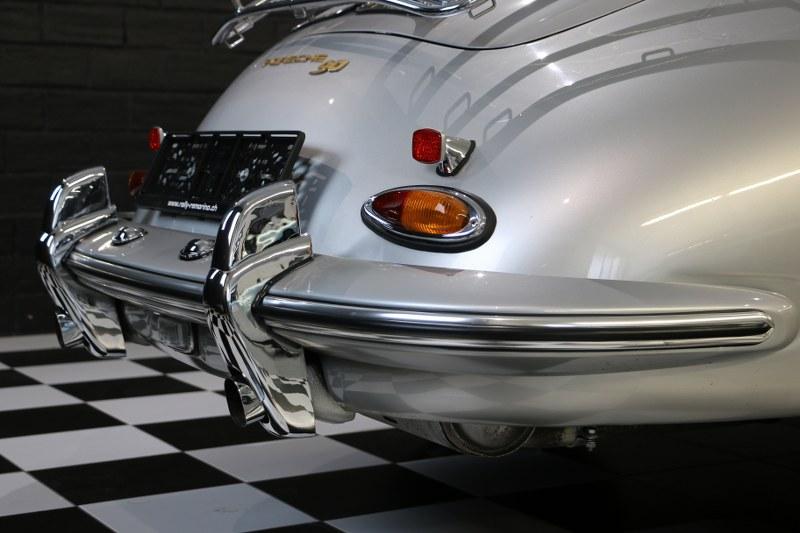 Restauro completo pellame Porsche 356 Img_7821