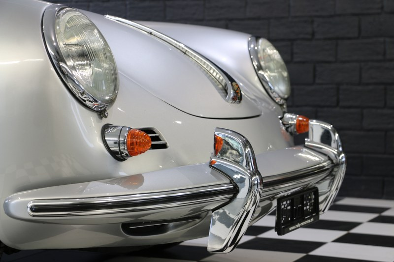 Restauro completo pellame Porsche 356 Img_7822