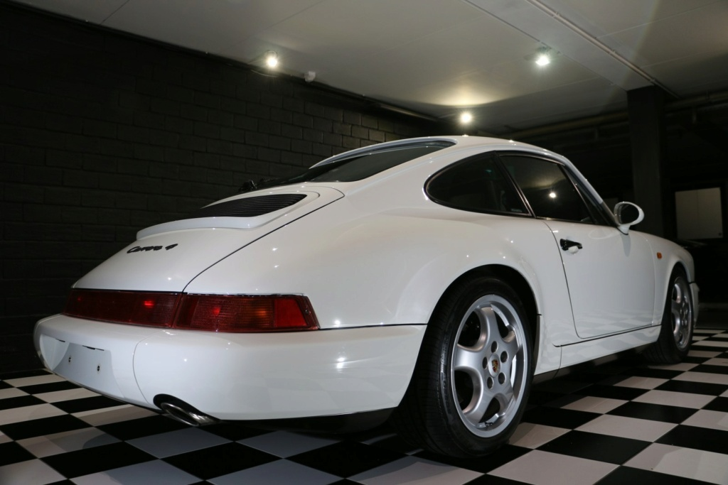 964 Carrera 4 bianco pastello Img_9816