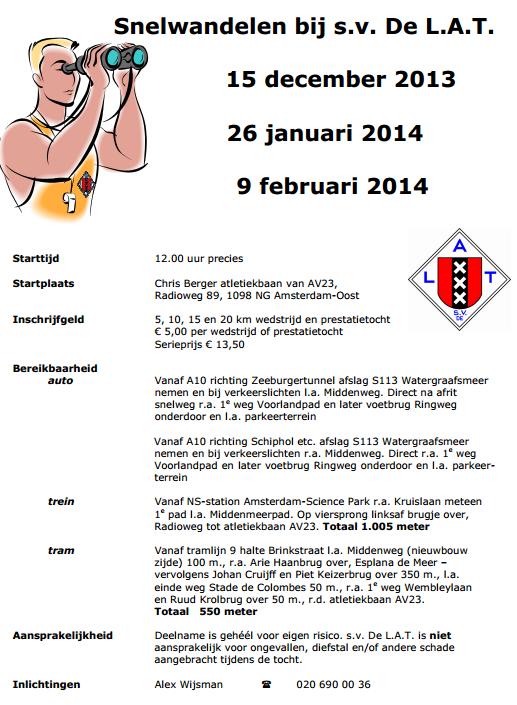 20 km à Amsterdam: 15/12/2013, 26/01/2014 et 09/02/2014  20km_n10