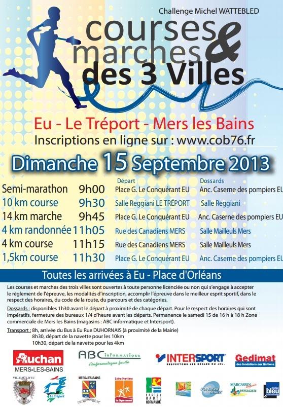 14 km des 3 Villes Soeurs ; Eu (76) 15 septembre 2013 3_vill10