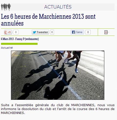 6  heures de Marchiennes (novembre 2013): ANNULEES 6_heur11