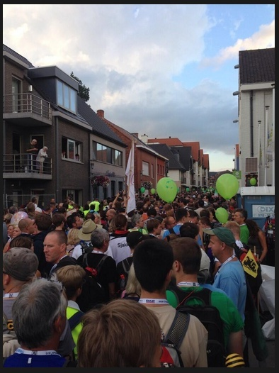 11000 marcheurs! 100 km Dodentocht: 9-10 août 2013 Doto_210