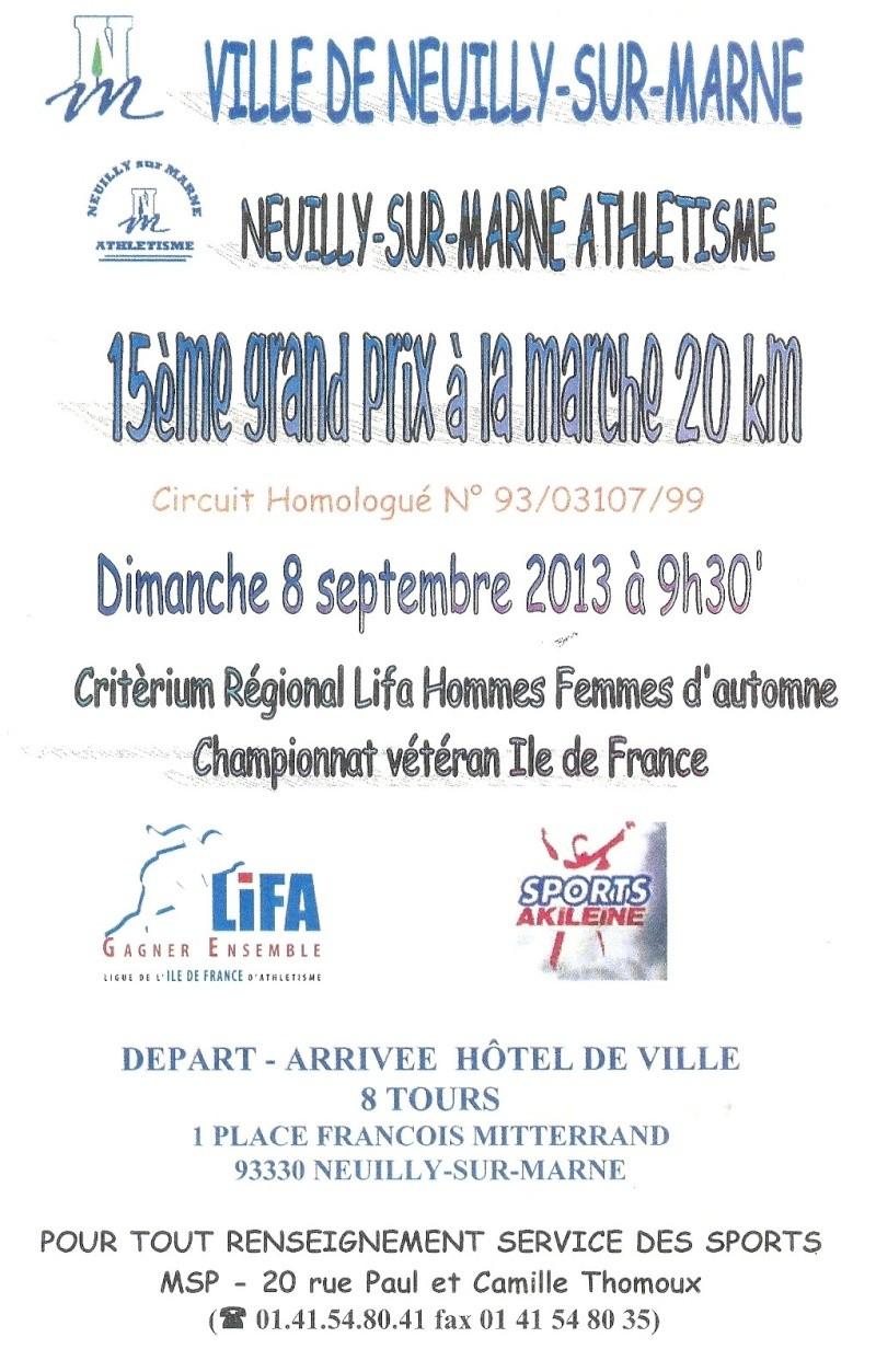 8-09-2013 - 20 km marche de Neuilly sur Marne Numari10