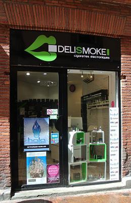 magasins de vente de cigarette electronique sur Toulouse Deli_e10