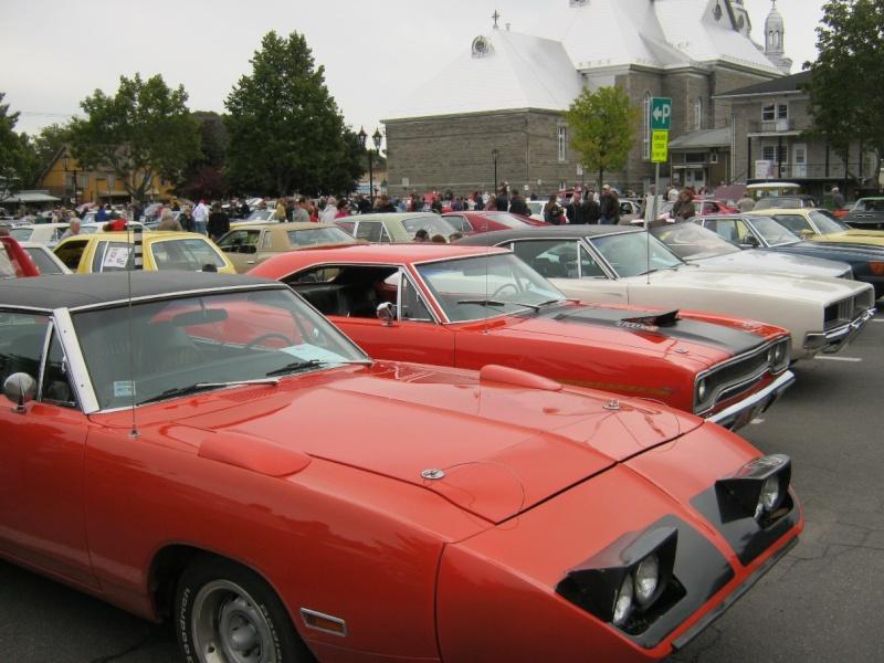 15 septembre 2013 - st-sauveur - exposition de voitures anciennes