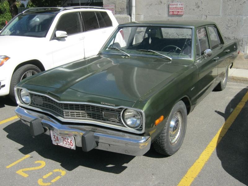 $1 500,00 Dodge Dart  Dodge_15