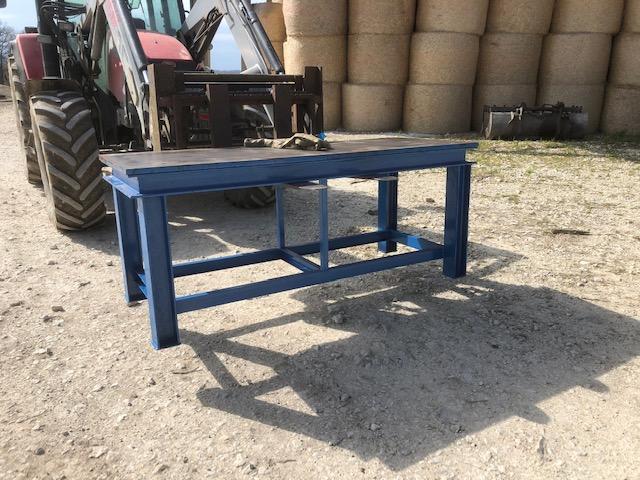 Réaliser une table de soudeur Img_2511