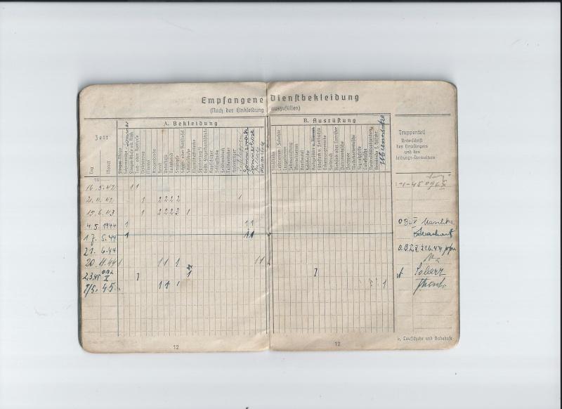 Vos livrets militaires allemands WWII (Soldbuch, Wehrpass..) / Heer-LW-KM-SS... Scan0038