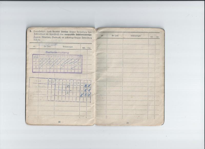 Vos livrets militaires allemands WWII (Soldbuch, Wehrpass..) / Heer-LW-KM-SS... Scan0040