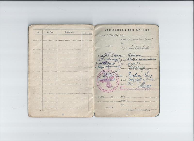 Vos livrets militaires allemands WWII (Soldbuch, Wehrpass..) / Heer-LW-KM-SS... Scan0041