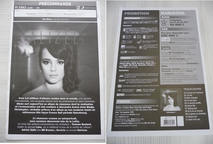 Nouvel album // infos et rumeurs - Page 6 Pracom10