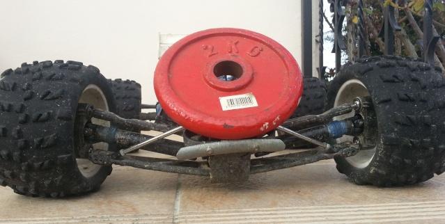 Réglage suspensions/Choix des basculeurs P1 P2 LT 2013-020