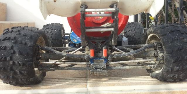 Réglage suspensions/Choix des basculeurs P1 P2 LT 2013-021